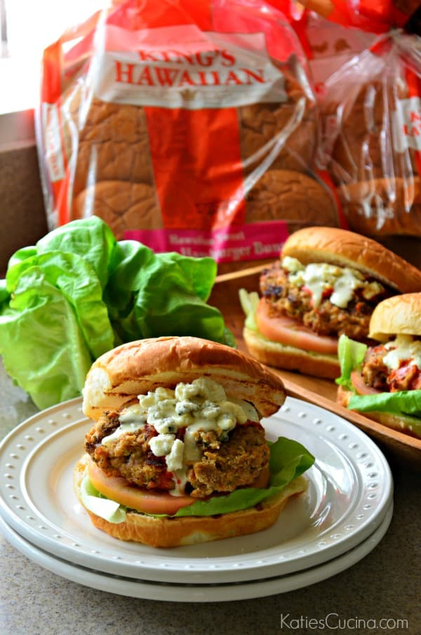 King's Hawaiian Hamburger Buns #KHGameTime #Ad