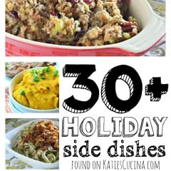 30+ Holiday Side Dishes square