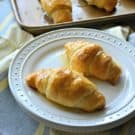 Honey Butter Crescent Rolls Recipe ready in just 15 minutes! #ThanksgivingWithPillsbury #ad