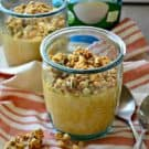 Do you love pumpkin pie and want to eat it for breakfast? Try my recipe for pumpkin pie yogurt parfaits!