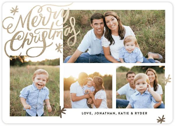 2015 Katie's Cucina Christmas Card