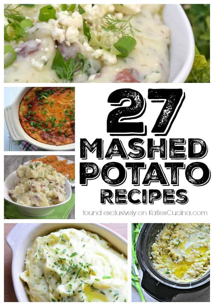 27 Mashed Potato Recipes