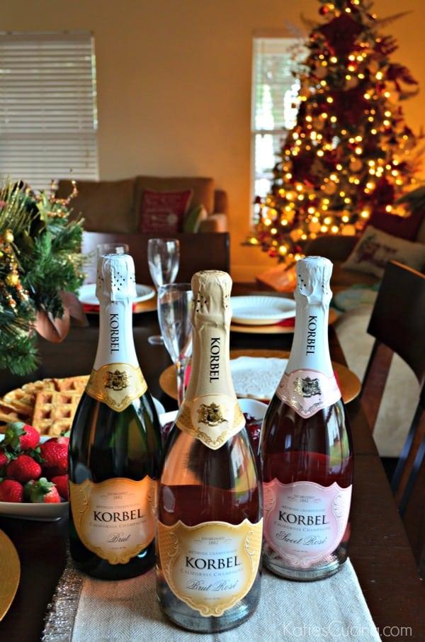 KORBEL Champagnes