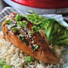 Slow Cooker Sesame Ginger Chicken Recipe