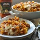 Sausage and Artichoke Pasta Bake
