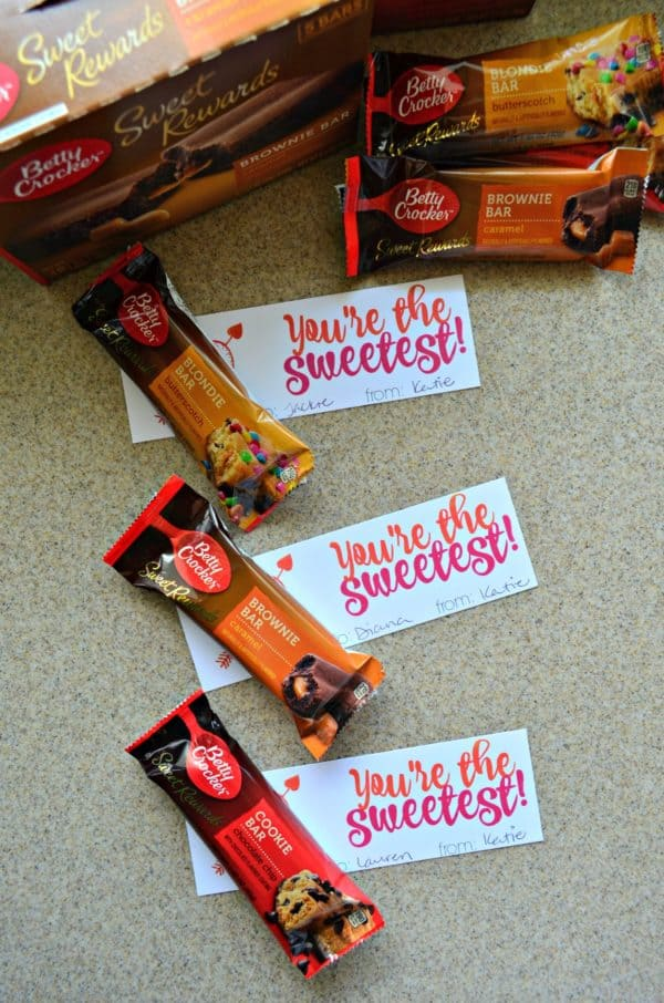 You're The Sweetest - Download this FREE Valentine Printable