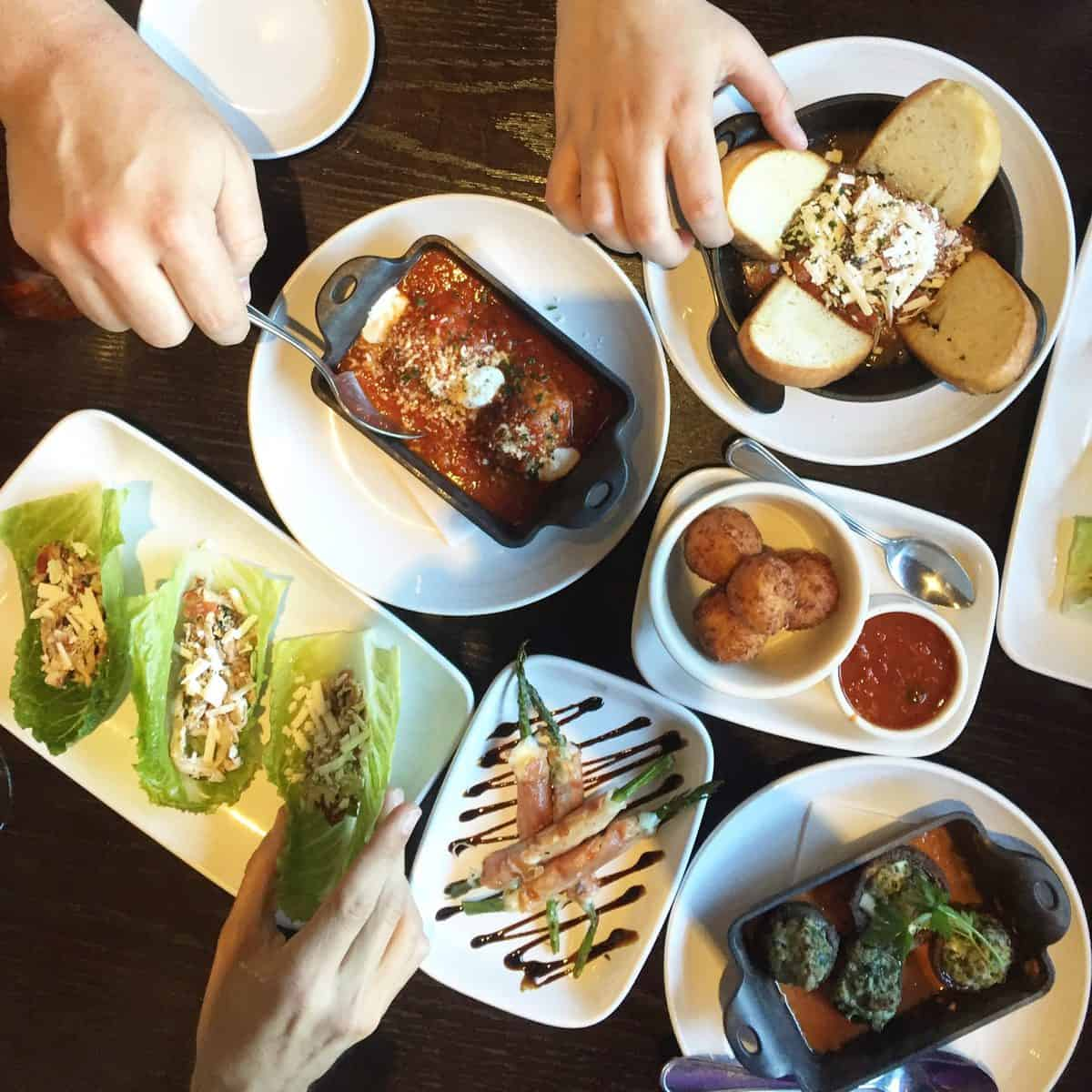 Carrabba's Small Plates
