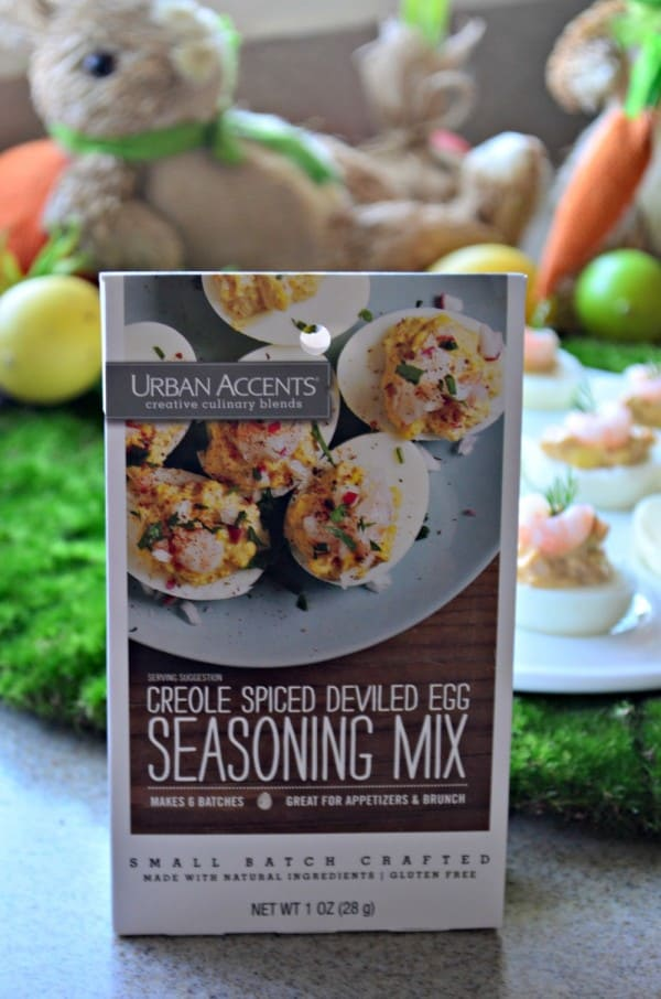 Creole Spiced Deviled Egg Seasoning Mix