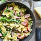 One Pot Kielbasa & Broccoli Pasta