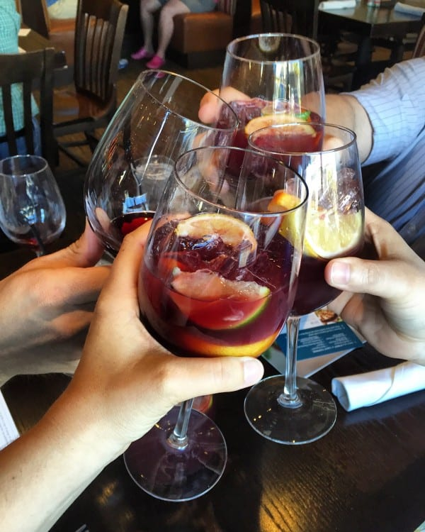 Sangria at Carrabba's Italian Grill