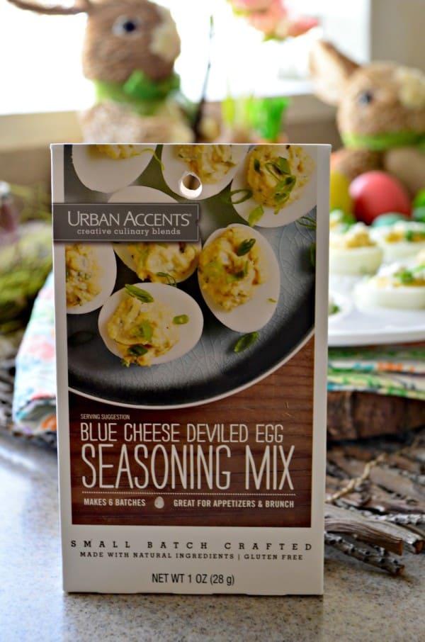 Urban Accents Blue Cheese Seasoning mix found at @WorldMarket