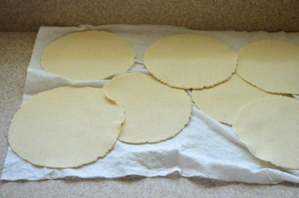 Homemade Corn Tortillas - step 5