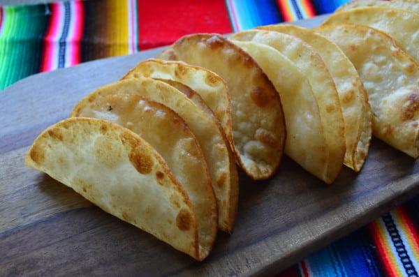 How To Make Crunchy Hard Taco Shells