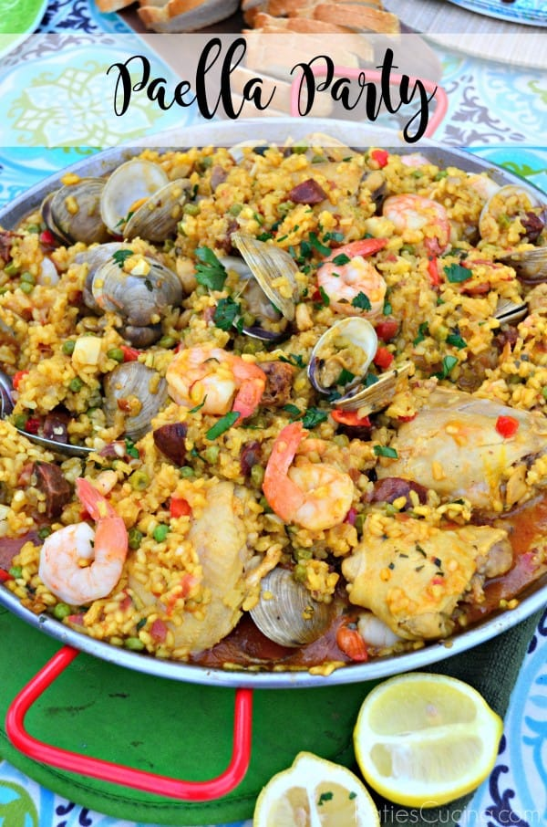 Paella Party with @WorldMarket #CelebrateOutdoors #ad