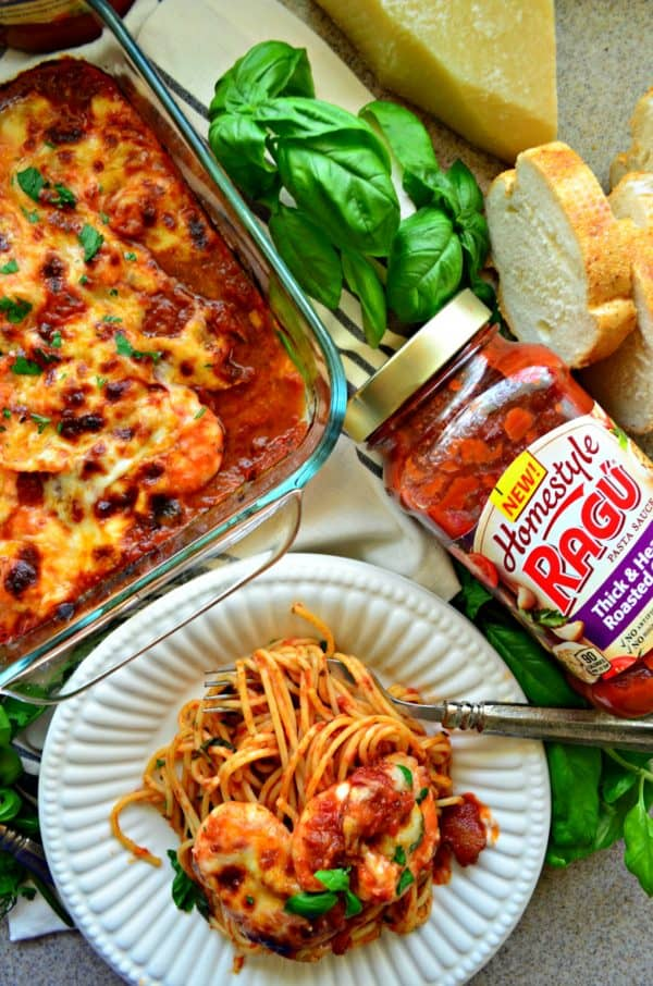 Shrimp Parmigiana Hero, Lightened Up Recipes — Dishmaps