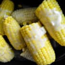 Slow cooker corn on the cob