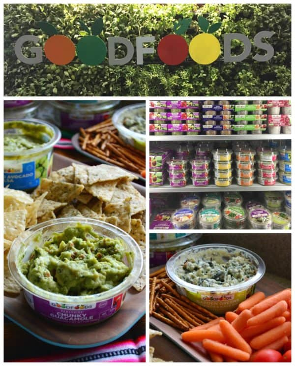 GOODFOODS Dips #ShareTheGoodness #Ad #GOODFOODS