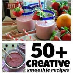 50+ Creative Smoothie Recipes