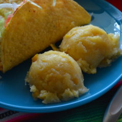 Slow Cooker Mexican Corn Cakes 4
