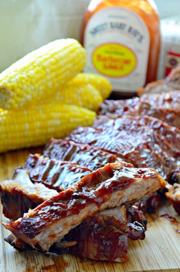 Baked Baby Back Ribs