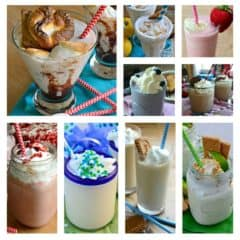 46 Milkshake Recipes square