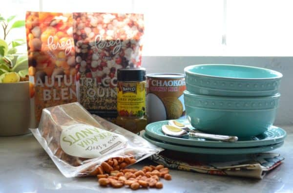 Cost Plus World Market Products for Lentil Pumpkin Curry Quinoa Bowls