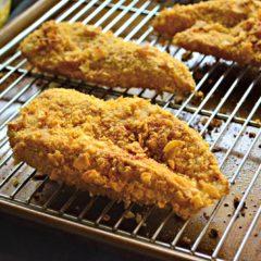 Cornflake Baked Chicken