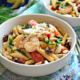 Greek Shrimp Pasta for Two Process Steps