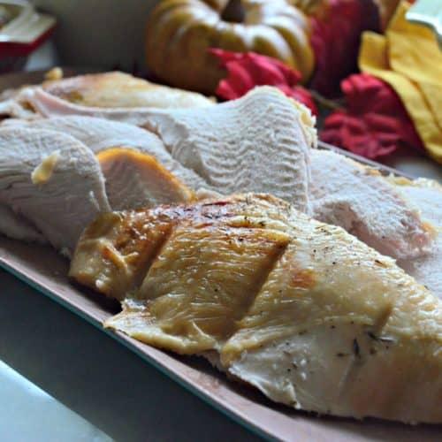 Garlic & Thyme Turkey Breast