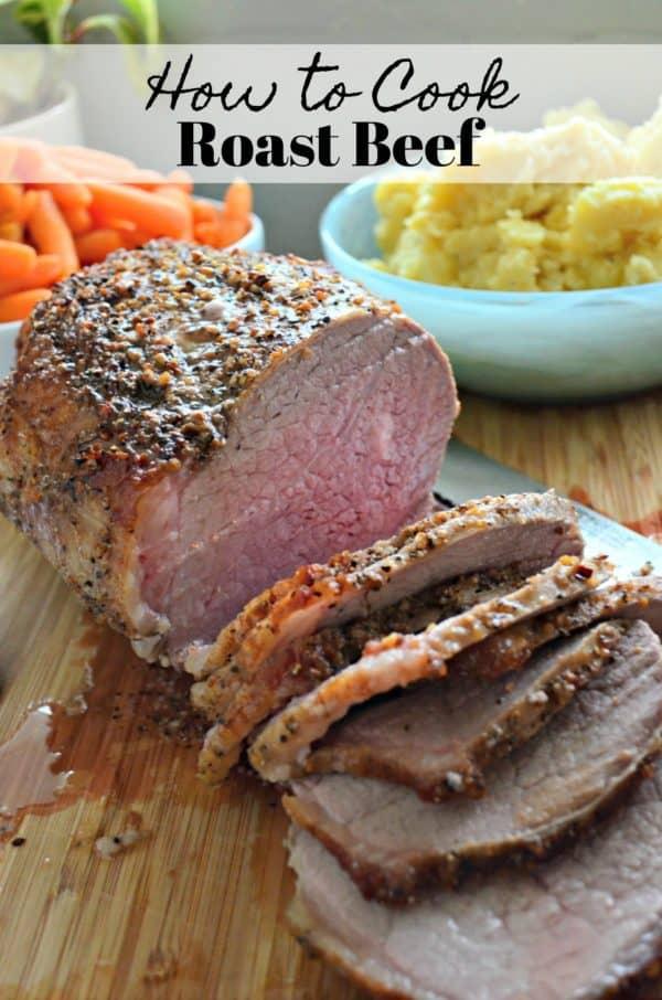 How To Cook Roast Beef