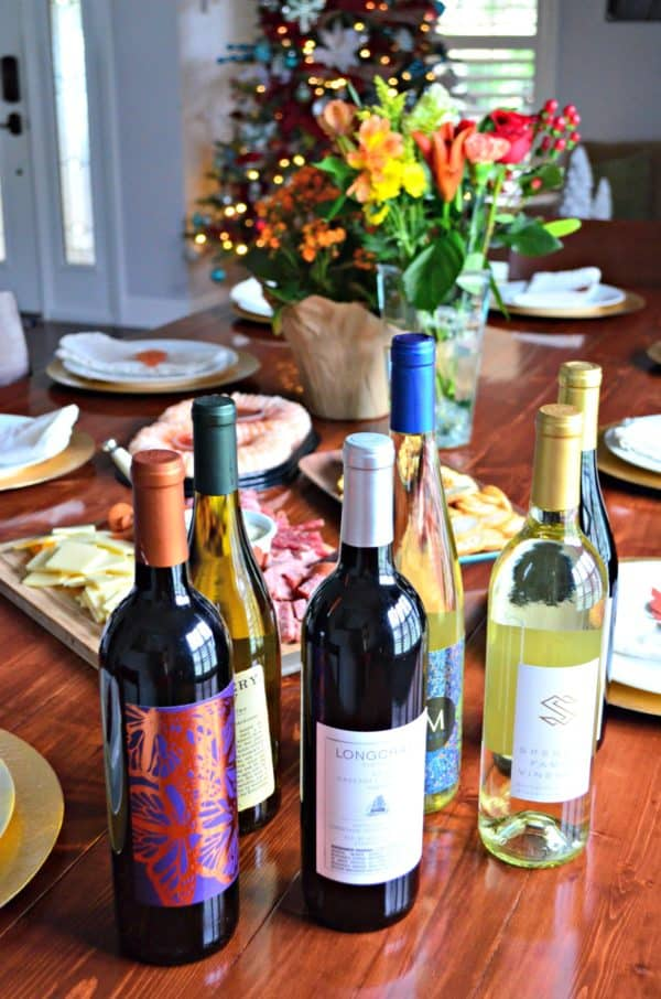 Entertain This Holiday Season with Martha Stewart Wine Co.