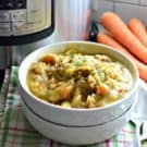 Instant Pot Split Pea & Ham Soup Recipe