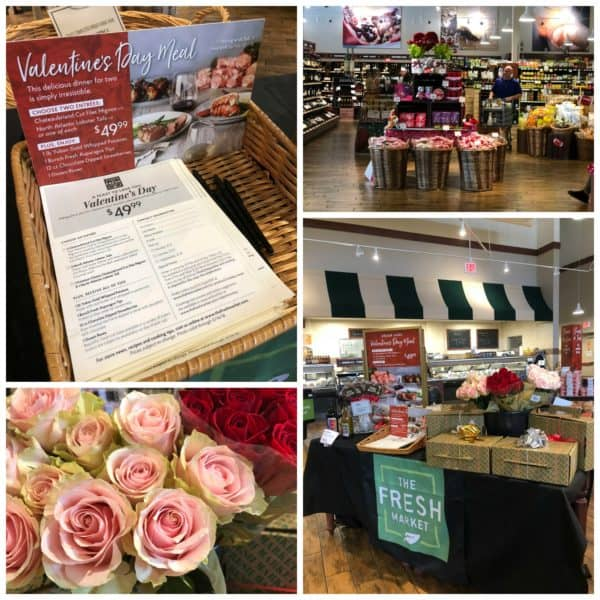 The Fresh Market Valentine's Day