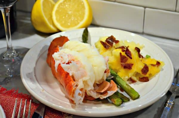 Valentine's Day Lobster Dinner