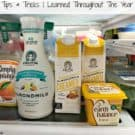 My Dairy Free Year - Tips & Tricks I Learned Throughout The Year