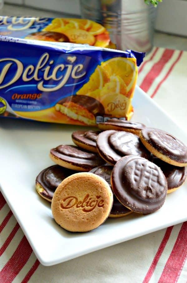 Delicje Polish Cookies