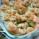 Baked Lemon Garlic Shrimp