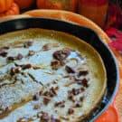 Pumpkin Spice Dutch Baby