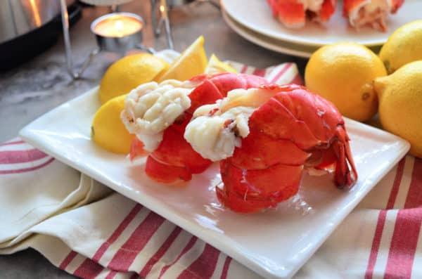 Instant Pot Lobster Tails