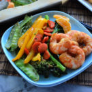 Sheet Pan Shrimp Stir-Fry