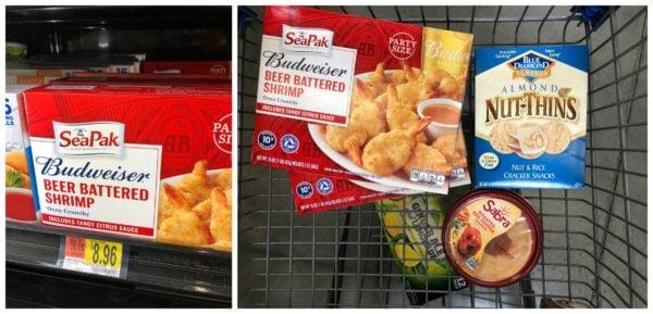 Upgrade Your Summer with SeaPak Budweiser Beer-Battered Shrimp at Walmart
