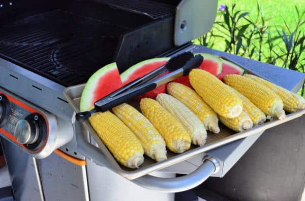 Fresh From Florida Watermelon & Corn