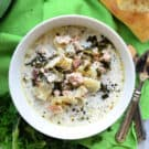 Instant Pot Zuppa Toscana Soup -- copycat recipe just like you get from Olive Garden!