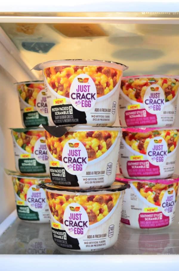 Just Crack An Egg - 3 New Varieties