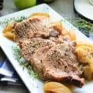 Instant Pot Pork Chops with Apples Recipe