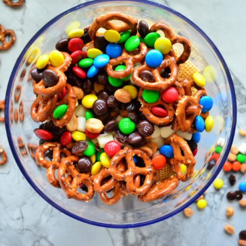 Kid-Friendly Snack Mix