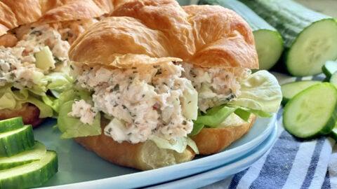 Shrimp Salad Sandwich Katie S Cucina